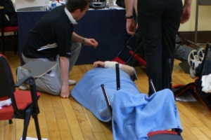First Aid Response Instructor (FARI)